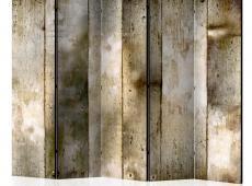 Paraván - Gold stripes II [Room Dividers]
